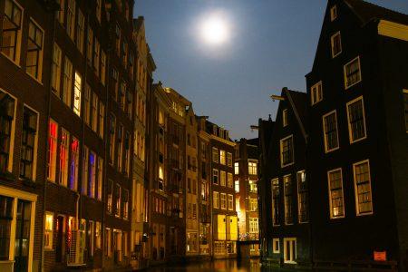 Amsterdam Gezilecek Yerler